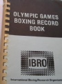 Boxning The Olympic Games Boxing Record Book