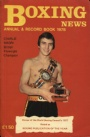 Boxning Boxing News annual 1978