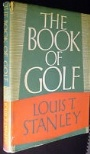 GOLF The book of golf