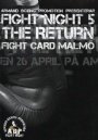 Boxning Fight Night 5 the return