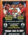 Boxning Program Prince Naseem v Kevin Kelley