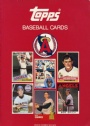 Samlar-Collecting catalogues Topps Baseball cards 1961-1988 book