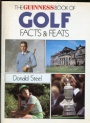 GOLF The Guinness book of Golf facts & feats