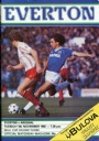Fotboll Program Football programme FA-cupen 1982